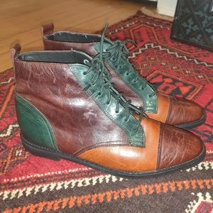 Vintage Hush Puppies boots booties